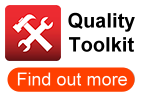 Quality Toolkit - Document your own quality management system