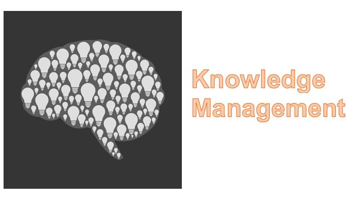 Knowledge management image